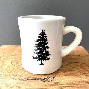 Douglas Fir Tree Mug