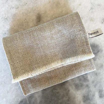 Fernhill Linen Wash Mitt