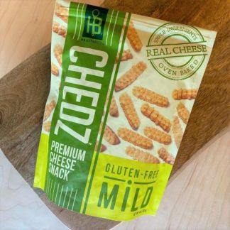 Chedz Gluten-Free Cheese Snacks