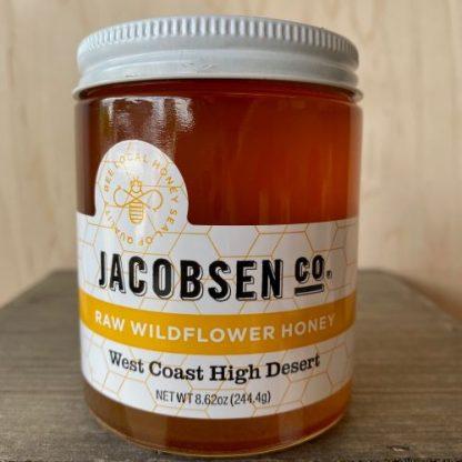 Jacobsen Co Wildflower Honey