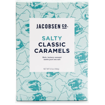 Jacobsen Salt Co Salty Caramels