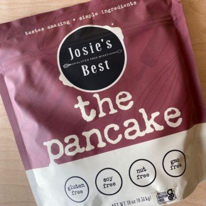 Josie's Best Pancake Mix