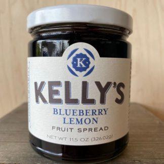 Kelly's Blueberry Lemon Fruit Spread