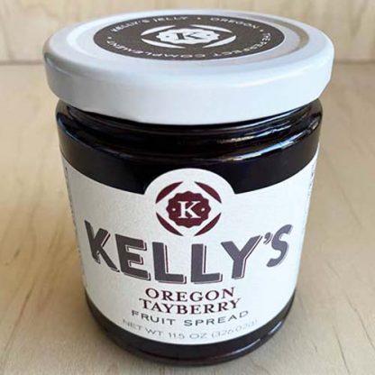Kelly's Oregon Tayberry Fruit Spread