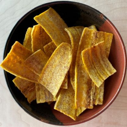 Marjorie's Savory Plantain Chips