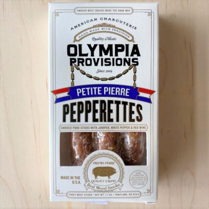 Olympia Provisions Petite Pierre Pepperettes