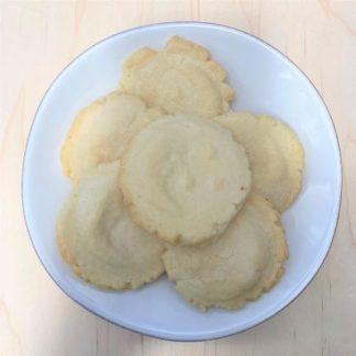 Taylor Street Ovens Lemon Shortbread Cookies