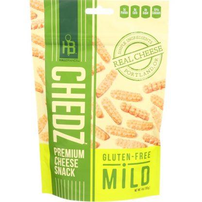 Gluten-Free Chedz Artisan Cheese Snacks