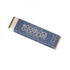 Woodblock Dark Salt Chocolate Bar