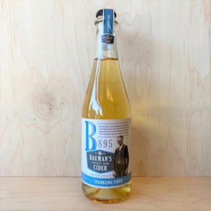 Bauman's Sparkling Cider