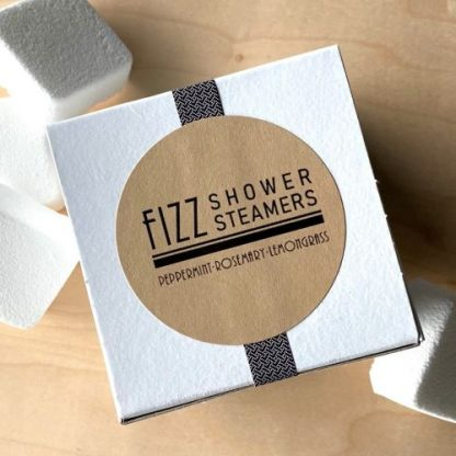 FIZZ Shower Steamers
