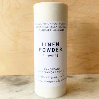 Gia B Goods Linen Powder - Flowers
