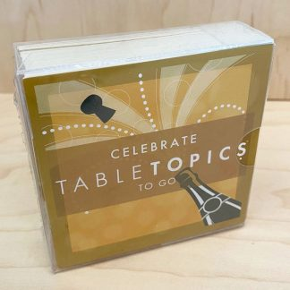 CELEBRATE Table Topics Game