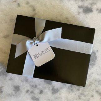 Black Gift Box - 12x9x2