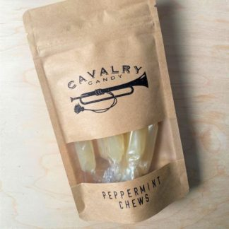 Cavalry Peppermint Chews