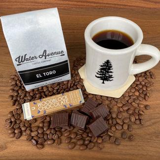 GLOW GIFTS Coffee Break Gift Set