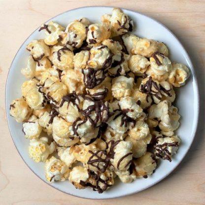 PDXPop! Chocolate Peppermint Popcorn