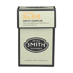 Smith Teamaker Small Variety Box