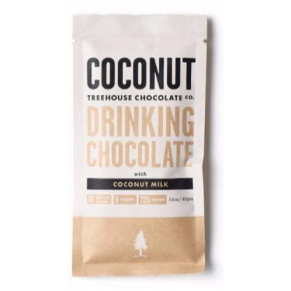 Treehouse Coconut Drinking Chocolate