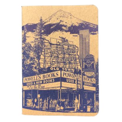 Portland Landmarks Retro Portland Scout Book
