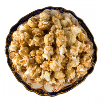 PDXPop! Salted Butter Toffee Popcorn
