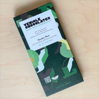 Vehicle Garden Mint Dark Chocolate with Mushroom Compounds
