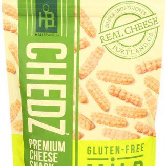 Chedz Gluten Free Artisan Cheese Snacks