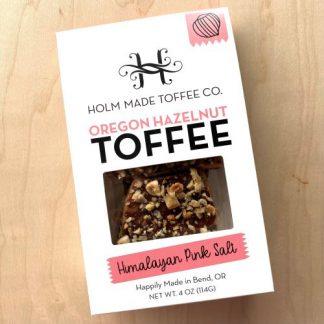 Oregon Salted Hazelnut Toffee