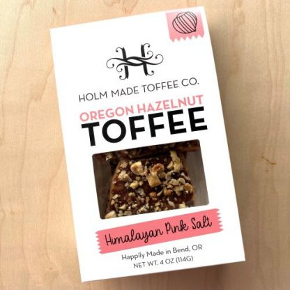 Oregon Salty Hazelnut Toffee