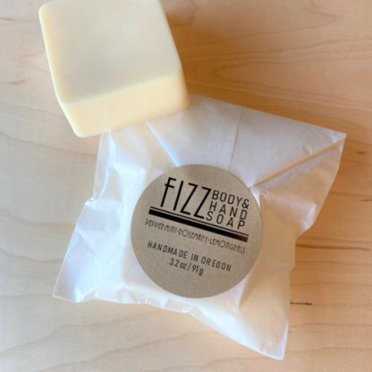 FIZZ Lemongrass Mint Soap
