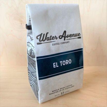 Water Avenue Coffee Company El Toro Dark Roast