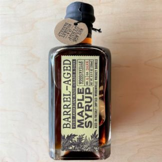 Woodinville Whiskey Co Maple Syrup