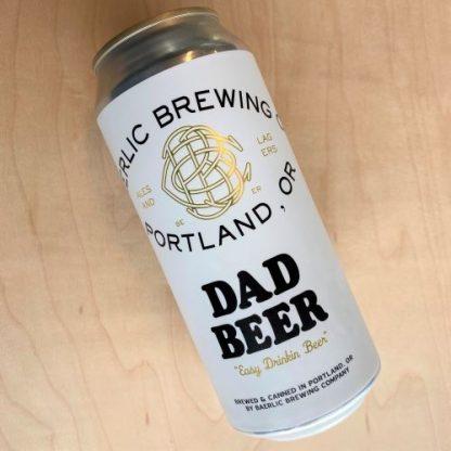 Bearlic Brewing Dad Beer