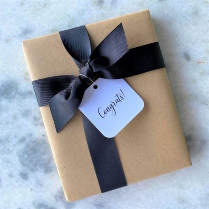 GLOW GIFTS Book Gift Wrap
