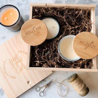 GLOW GIFTS Oregon Wedding Gift Set