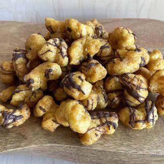 Christina's Chocolate Caramel Puffs