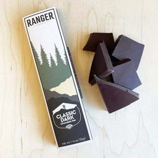 Ranger Classic Dark Chocolate Bar