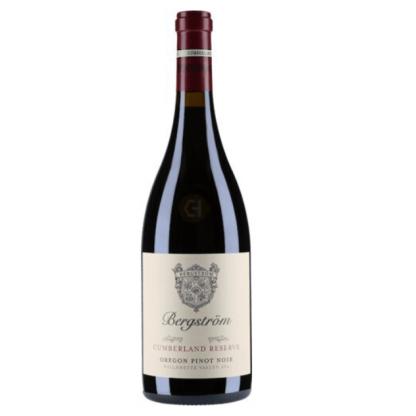 Bergstrom Cumberland Reserve Pinot Noir