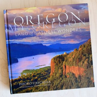 OREGON, MY OREGON Book